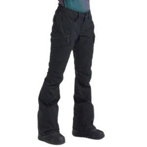 Burton making magic dry ride snowboard pants -XS